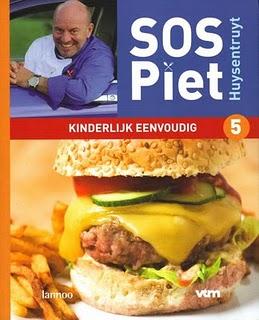 SOS Piet 5: Kinderlijk eenvoudig was een extra bijlage bij de weekend editie van Het Laatste Nieuws