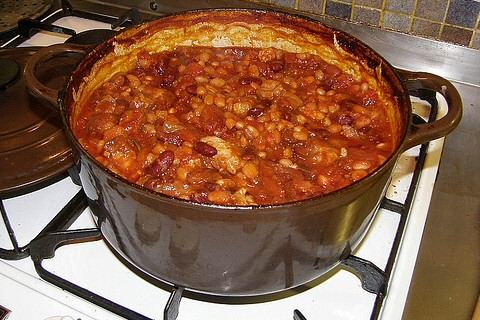 Cassoulet recept