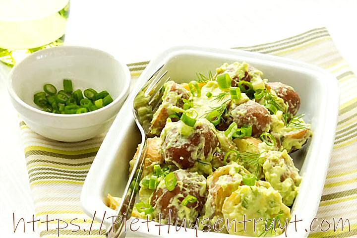 Koude Aardappelsalade