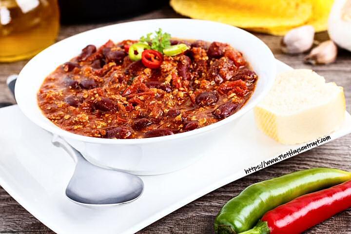 Lekkerste chili con carne