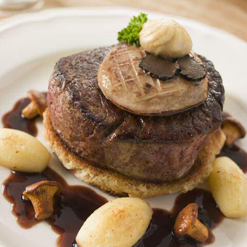 Steak Rossini