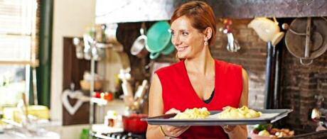 Het nieuwe kookprogramma van Sofie Dumont met zicht in De Keuken van Sofie