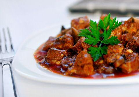 Vlaams varkensstoofvlees recept