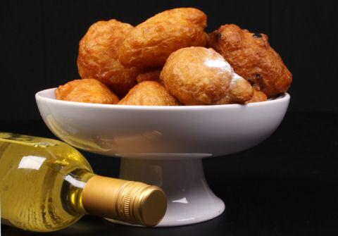 Oliebollen recept