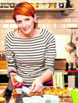 Sofie Dumont Ladychef 2009 uit Goe Gebakken en De Meesterbakker