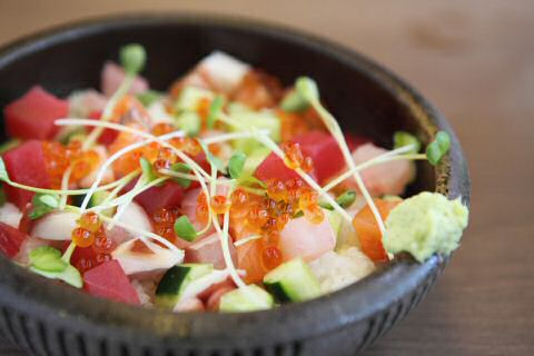 Verse tonijnsalade