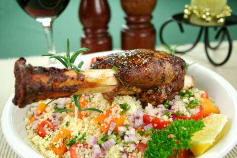 Couscous recept
