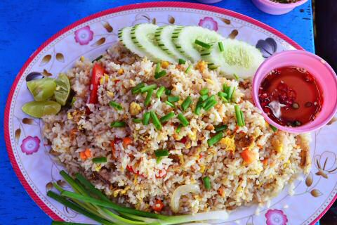 Gebakken rijst