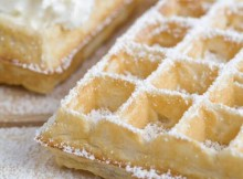 Sos Piet Brusselse wafels