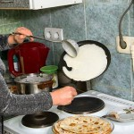 Pannenkoeken sos piet