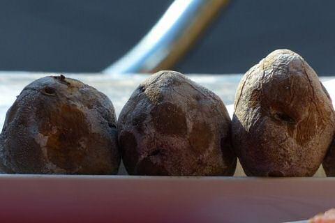 Aardappelen in de oven