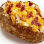 Aardappel in de schil