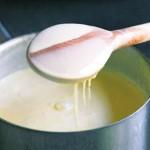 SOS Piet: soja ijs en courgette souffle