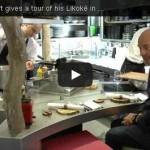 Piet Huysentruyt aan tafel