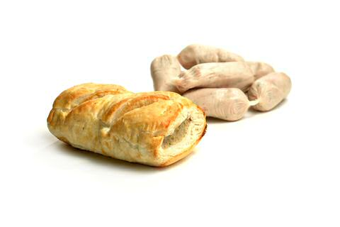 Worstenbroodjes recept