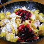 SOS Piet: tortillachips, Kaiserschmarrn en kippenborst