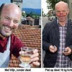 Piet Huysentruyt herstelt van trombose